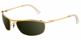 Gafas de Sol Ray-Ban OLYMPIAN RB3119 001 ARISTA - CRYSTAL GREEN