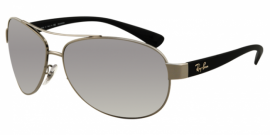 Gafas de Sol Ray-Ban RB3386 ACTIVE LIFESTYLE 003/8G SILVER - GREY GRADIENT