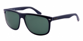 Gafas de Sol Ray-Ban RB4147 6040 TOP BLU ON TRASPARENT GREEN
