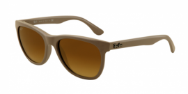 Gafas de Sol Ray-Ban RB4184 886/85 MATTE BEIGE - BROWN GRADIENT