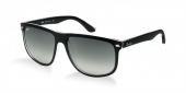 Gafas de Sol Ray-Ban RB4147 603971 TOP BLACK ON TRANSPARENT - GREY GRADIENT DARK GREY