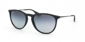 Gafas de Sol Ray-Ban ERIKA RB4171 622/8G RUBBER BLACK - LIGHT GREY GRADIENT DARK GREY