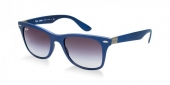 Gafas de Sol Ray-Ban WAYFARER LITEFORCE RB4195 60158G BLUE - GREY GRADIENT