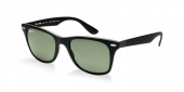 Gafas de Sol Ray-Ban WAYFARER LITEFORCE RB4195 601S9A MATTE BLACK - POLAR GREEN