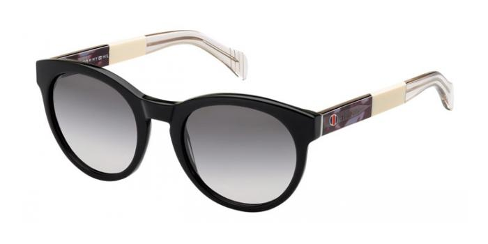 Gafas de sol Tommy Hilfiger TH 1291/S G6P (EU) BLACK / GREY SHADED