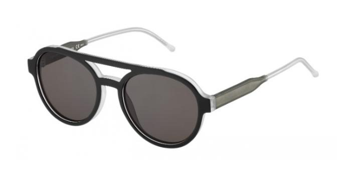 Gafas de sol Tommy Hilfiger TH 1391/S QRC (NR) BLACKGREY /