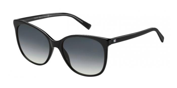 Gafas de sol Tommy Hilfiger TH 1448/S 8Y5 (9O) BLCK GREY - DARK GREY SF