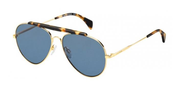 Gafas de sol Tommy Hilfiger TH 1454/S 000 (72) ROSE GOLD - BLUE