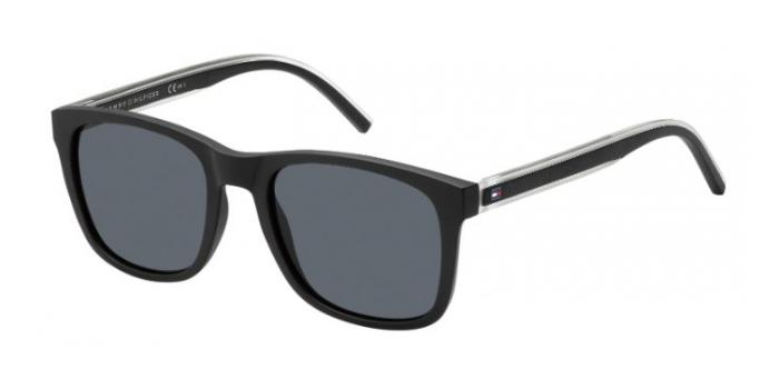 Gafas de sol Tommy Hilfiger TH 1493/S 807 (IR) BLACK / GREY BLUE