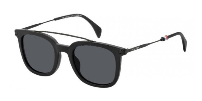 Gafas de sol Tommy Hilfiger TH 1515/S 807 (IR) BLACK - GREY BLUE