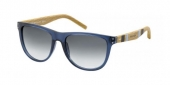 Gafas de Sol Tommy Hilfiger TH 1112/S 4L6 (UA) BLUE / GREY SHADED