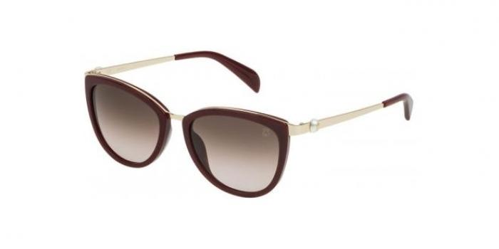 Gafas de sol Tous STO345N 0300 SHINY ROSE GOLD-BROWN GRADIENT PINK