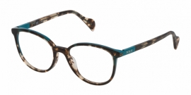 Gafas Graduadas Tous VTOA20 0777 BROWN/HONEY HAVANA-