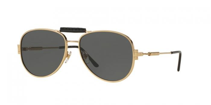Gafas de sol Versace VE2167Q 100287 GOLD - GREY