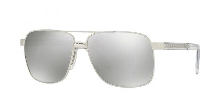 Gafas de sol Versace VE2174 10006G SILVER - LIGHT GREY MIRROR SILVER