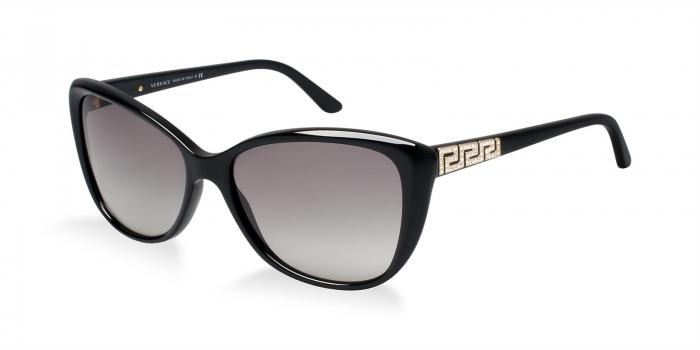 Gafas de sol Versace VE4264B GB1/11 BLACK - GRAY GRADIENT