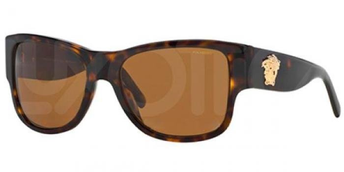 Gafas de sol Versace VE4275 108/83 HAVANA - POLAR BROWN