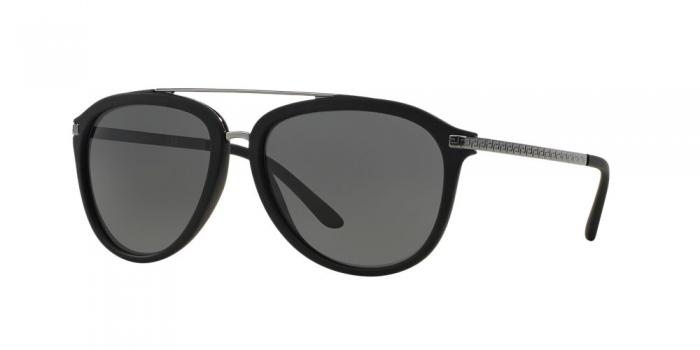 Gafas de sol Versace VE4299 514187 BLACK RUBBER - GREY