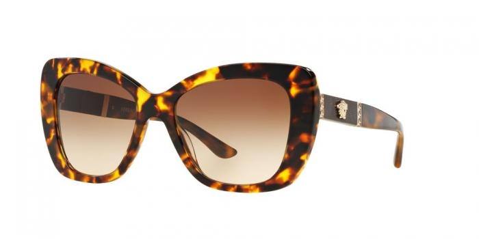 Gafas de sol Versace VE4305Q 514813 HAVANA - BROWN GRADIENT