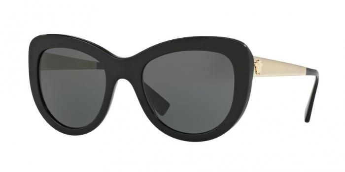 Gafas de sol Versace VE4325 GB1/87 BLACK - GRAY