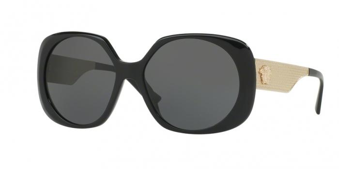 Gafas de sol Versace VE4331 GB1/87 BLACK - GREY