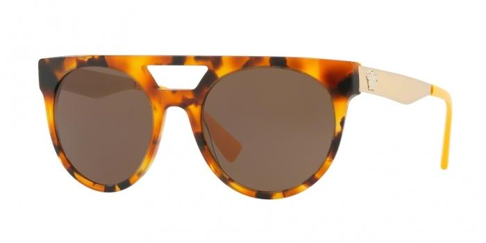 Gafas de sol Versace VE4339 524973 HAVANA/YELLOW - BROWN