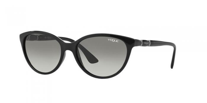 Gafas de sol Vogue VO2894 W44/11 BLACK - GRAY GRADIENT