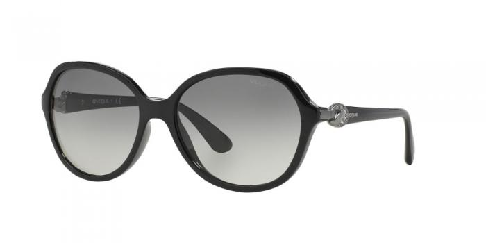 Gafas de sol Vogue VO2916S W44/11 BLACK - GRAY GRADIENT