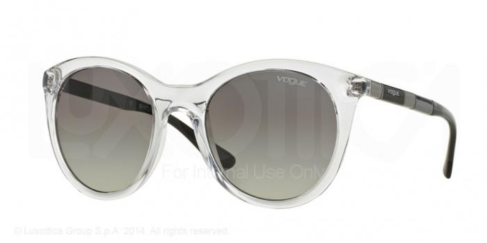 Gafas de sol Vogue VO2971S W74511 TRANSPARENT - GRAY GRADIENT