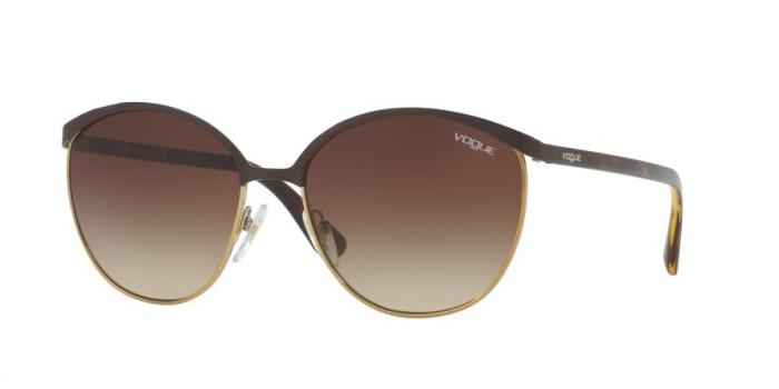 Gafas de sol Vogue VO4010S 997/13 BROWN/GOLD - BROWN GRADIENT