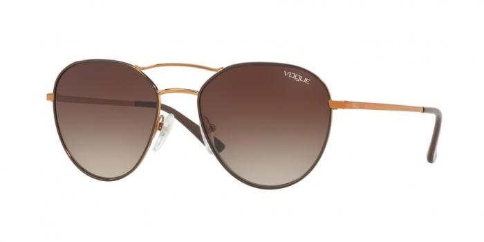 Gafas de sol Vogue VO4060S 502113 COPPER/BROWN - BROWN GRADIENT