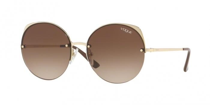 Gafas de sol Vogue VO4081S 848/13 PALE GOLD - BROWN GRADIENT