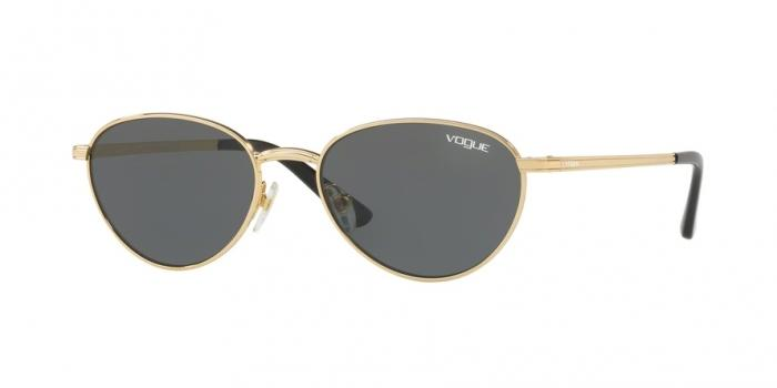 Gafas de sol Vogue VO4082S GIGI HADID X VOGUE 280/87 GOLD - GREY
