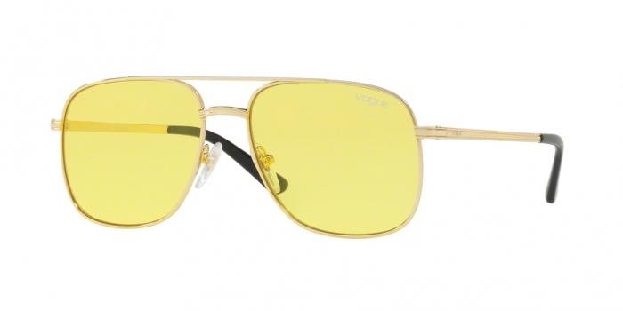 Gafas de sol Vogue VO4083S GIGI HADID X VOGUE 280/85 GOLD - YELLOW