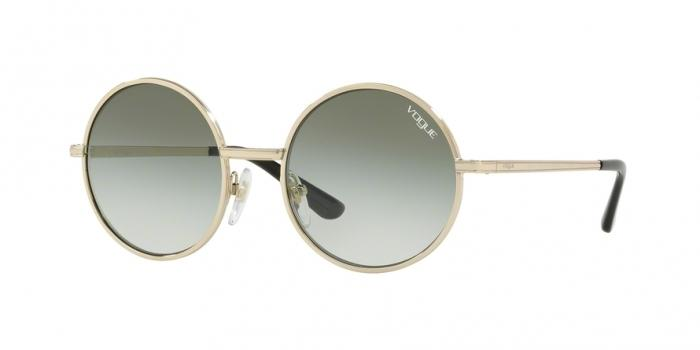 Gafas de sol Vogue VO4085S 848/8E PALE GOLD - GREEN GRADIENT