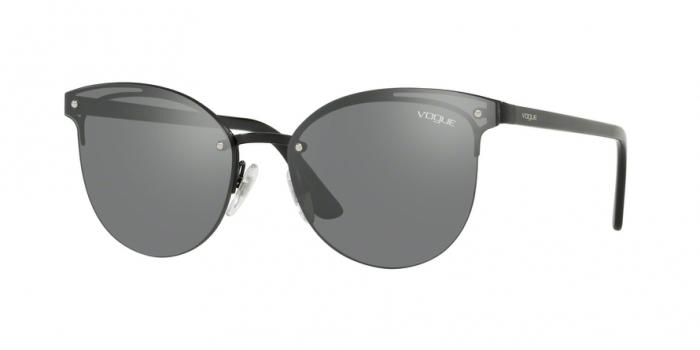 Gafas de sol Vogue VO4089S 352/6G BLACK - GREY MIRROR SILVER