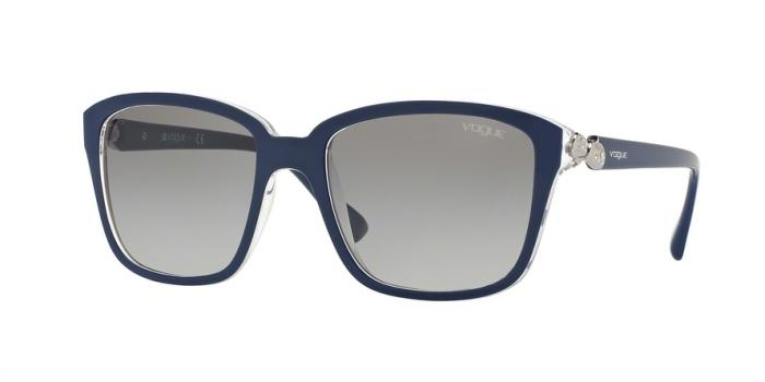 Gafas de sol Vogue VO5093SB 246611 TOP BLUE/SERIGRAPHY - GREY GRADIENT