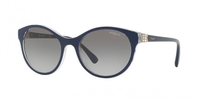 Gafas de sol Vogue VO5135SB 256311 TOP DARK BLUE/SERIGRAPHY - GREY GRADIENT