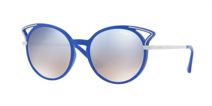 Gafas de sol Vogue VO5136S 25407B BLUE - GRAD LIGHT BLUE MIRROR SILVER