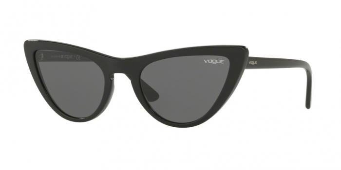 Gafas de sol Vogue VO5211S GIGI HADID X VOGUE W44/87 BLACK - GRAY