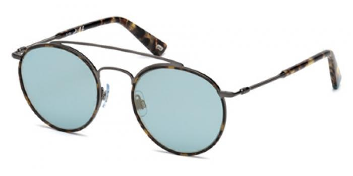 Gafas de sol Web Eyewear WE0188 08X antracita brillo / a