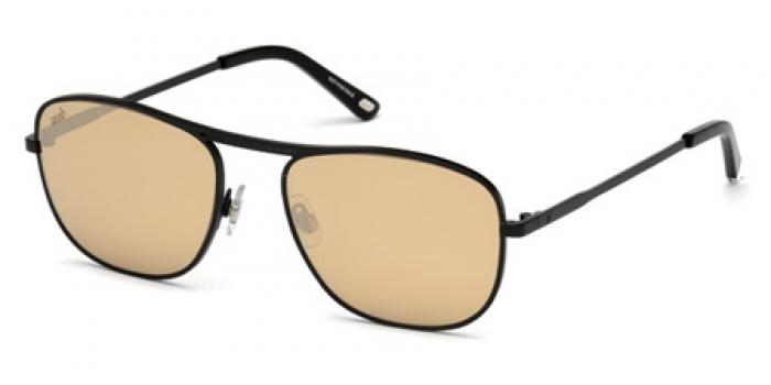Gafas de sol Web Eyewear WE0199 02G negro mate / marrón
