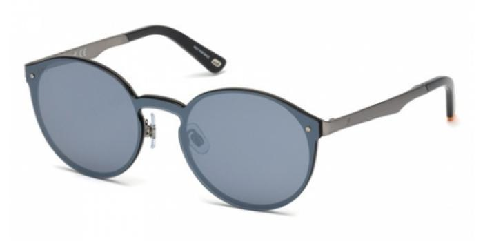 Gafas de sol Web Eyewear WE0203 09C antracita mate / gri
